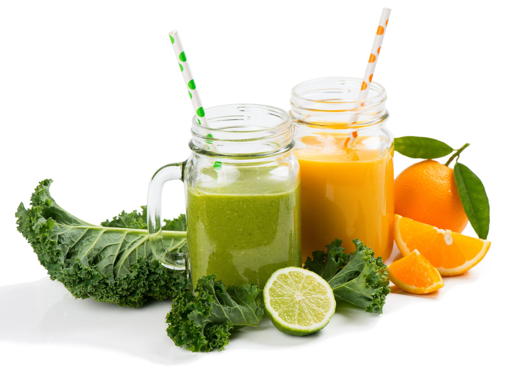 juice cleanse fruits and veggies-520702366